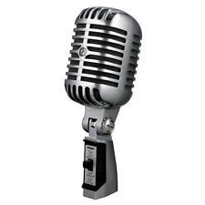 Shure 55SH Series II Microphone Shure classic UNiDYNE II 50's Elvis Microphone