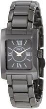 New ESQ Movado Women's 07101386 Venture Black Ceramic Bracelet Watch