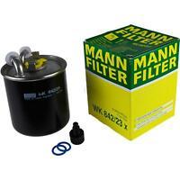 Original MANN-FILTER Kraftstofffilter WK 842/23 x Fuel Filter