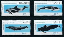[315387] Iceland 2001 Whales/Dolphins good set of stamps very fine MNH