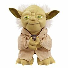 4x Star Wars Soft Toy Talking Plush Figures Collectable 20cm