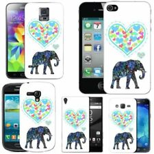 Rainbow Silicone/Gel/Rubber Mobile Phone Fitted Cases/Skins