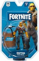 Fortnite Raptor Solo Mode Core Action Figure Epic Games 19 Point Articulation