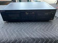 SONY ES TC-WA7ESA Cassette Deck