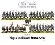 Warlord Games-Polvo Negro BNIB Napoleónicas Ruso Starter ejército