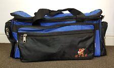 Vintage Retro 90s Bolsa De Viaje Fin De Semana Bolso Bolsa de Nike Negrita sport gym bag Athletic
