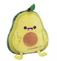 "Avocado Plush Toy Pillow Pet - Avocuddle Me!Soft Plush 10"""