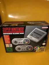 CONSOLE ORIGINALE SUPER Nintendo Classic Mini NES COME NUOVO ULTIMO DISPONIBILE