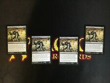 MTG Casual Mono Black Endless Whispers Blonde Bombshell Deck w/ Box & Sleeves