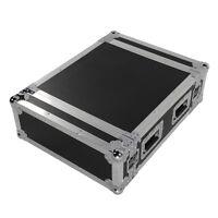 New High Quality 19 Inch Space Rack Case Double Door 4U DJ Equipment Cabinet