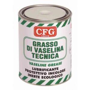 Grasso di vaselina tecnica - CFG barattolo 1000 ml