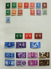 MOROCCO AGENCIES Selection on Album Pages LMM C.£119