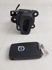 VOLVO S60 P3 MK2 10-18 KEYLESS ENTRY IGNITION LOCK SWITCH TRIM + KEY 28227917