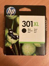 HP 301XL BLACK High Capacity HP Ink Cartridge for Deskjet/Officejet/Envy CH563EE