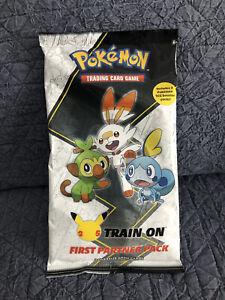 Pokemon TCG 25th Anniversary GALAR First Partner Pack - NEW!