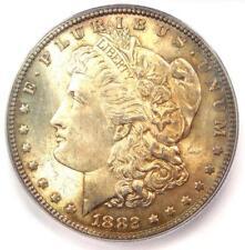 1882-P (1882) Morgan Silver Dollar $1 - ICG MS65 - Rare in MS65 - $450 Value!
