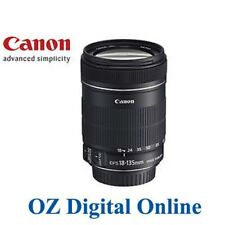 Canon EF-S 18-135mm f/3.5-5.6 IS STM Lens No Packing AU