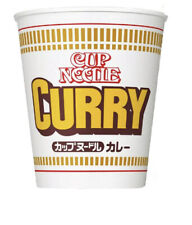 Nissin Cup Noodles Curry Flavor 3.25 Ounce Each 6 Pack Case