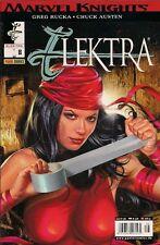 Marvel Knights ELEKTRA 8