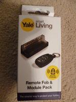 Yale Smart Living Remote Key Fob & Module Pack, ORIGINAL