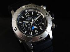 Jaeger-LeCoultre mechanisch - (automatische) Armbanduhren mit Chronograph