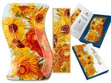 Vincent Van Gogh schale Sunflowers Glasschale 12x23cm platte Lesezeichen