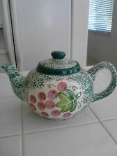 Grape Green Tea Pot