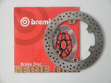 BREMBO DISCO FRENO POSTERIORE SERIE ORO HONDA SH 300 I. 2010 2011 2012