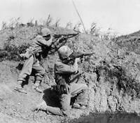 WW2 US GI M-1 Garand buttplate screw early world war two manufacture w step