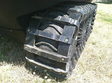 "ADAIR ARGO PRO SERIES 14.5 "" RUBBER BELTED TRACKS FOR 6X6 ARGO ATV"