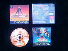 JEU Sony PLAYSTATION PS1 / PS2 : SMALL SOLDIERS (Electronic Arts COMPLET suivi)