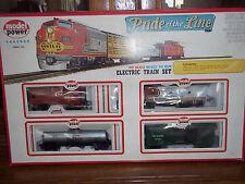 Model Power HO Train Set 1035 Pride of the Line  - MIB - NRFB