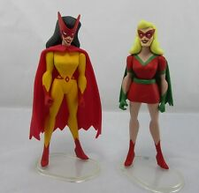 JLU Custom Batwoman and Bat-girl DC Comics