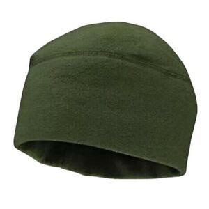 Unisex Winter Soft Warm Watch Cap Thickened Military Army Beanie Hat Men