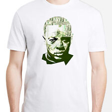 DR DRE MONEY - T SHIRT rap hip hop music party gift weed white t-shirt chronic