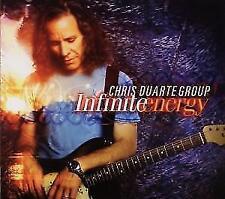 CHRIS DUARTE GROUP Infinite Energy CD Album (2010) im Digipack