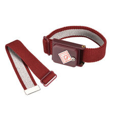 Cordless Anti Static Esd Wrist Strap Wireless Wristband Discharge Band Red