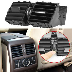 Rear Center Console Air AC Vent For Mercedes Benz W166 W292 ML GL GLE 12-19 !