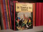 TINTIN LE TEMPLE DU SOLEIL - Edition TOTAL 1999 - Hergé - BD