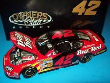 Juan Pablo Montoya 2007 Big Red #42 Rookie Dodge Charger 1/24 NASCAR New