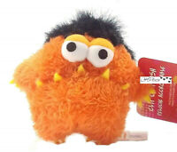 "Ryans World 4"" Clip On Plush Toy Moe"