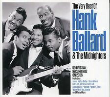 THE VERY BEST OF HANK BALLARD & THE MIDNIGHTERS - 2 CD BOX SET, THE TWIST & MORE
