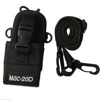 New pouch holster bag case msc-20d nylon for baofeng motola  radio FSYG FS