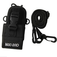 New pouch holster bag case msc-20d nylon for baofeng  radio NIUS