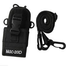 New pouch holster bag case msc-20d nylon for baofeng motorola  radio **