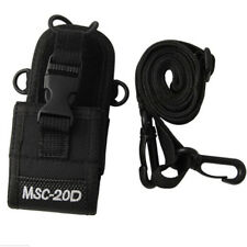 New pouch holster bag case msc-20d nylon for baofeng motorola  radio HIYG  X