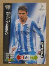 Liga de Campeones 2012/13 reproductor de estrella de actualización Joaquin Sanchez de Málaga