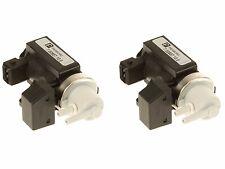BMW OEM Turbocharger Boost Solenoid Valves (Pressure Converter Sensors) Set of 2