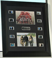 THE DEVILS REJECTS SID HAIG CLASSIC MOVIE FILM CELLS MOUNTED HORROR MOVIE