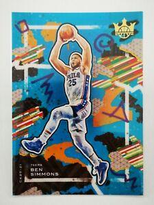 Panini Court Kings 2020-21 N30 card Ben Simmons #67 Philadelphia 76ers